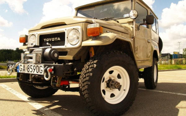 Land Cruiser Fj 40 By Expedycja.pl