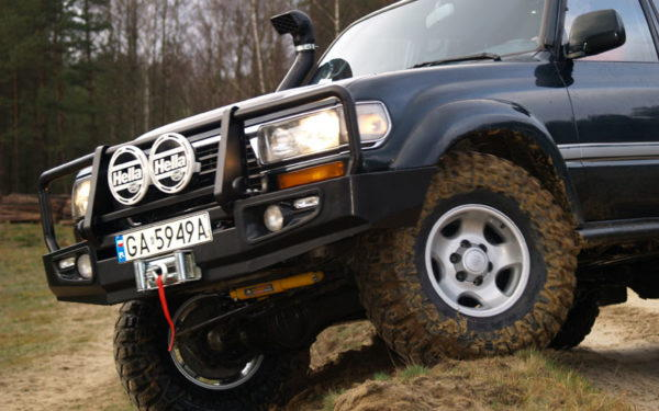 Toyota Land Cruiser Fzj 80