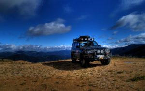 Toyota Land Cruiser Fzj 80
