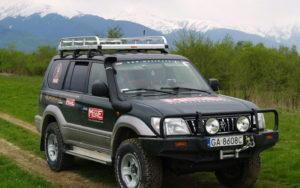 Toyota Land Cruiser 90 Na Wyprawę
