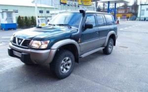 Nissan Patrol Y61 2,8 Td