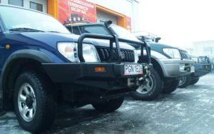 Toyota Kzj 95