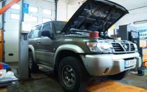 Nissan Patrol Gr Y61 2,8 Tdi + Ome + Safari