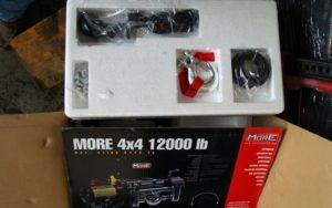 Pajero V40 + More 4x4 12000