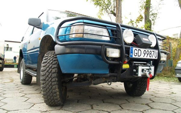 Opel Frontiera + Trail Master I More 4x4