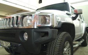 Hummer H3 + Namiot Dachowy