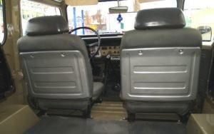 Toyota Land Cruiser Fj40 Rekonstrukcja Pojazdu