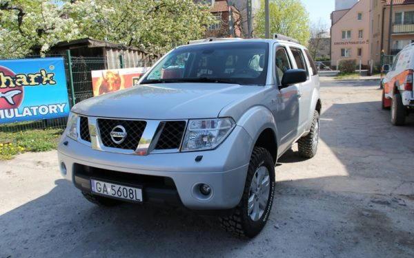 Nissan Pathfinder/navara.