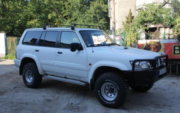 Nissan Patrol Y61 By Expedycja.pl