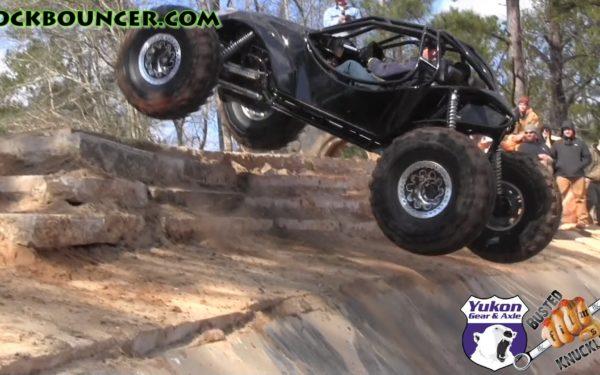 Coleworx Equalizer Podjazd Pod Betonową Przeszkodę