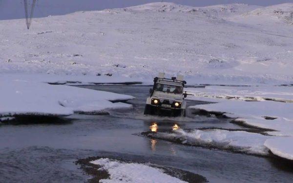 Wypożyczalnia Samochodów Terenowych Z Islandii