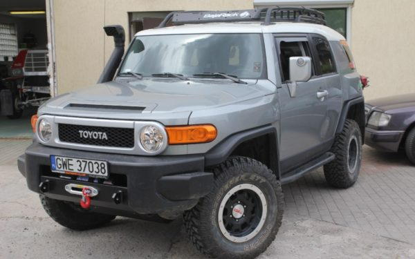 Fj Cruiser Mr Jacka