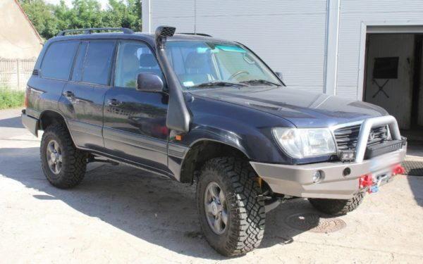 Toyota Land Cruiser J100 Na Wyprawę