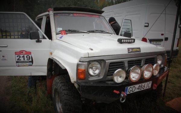 Nissan Patrol 4,0 V8
