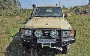 Toyota Land Cruiser Hzj79