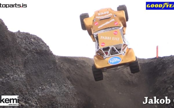 Formula Offroad Iceland, Stapafell 2015!