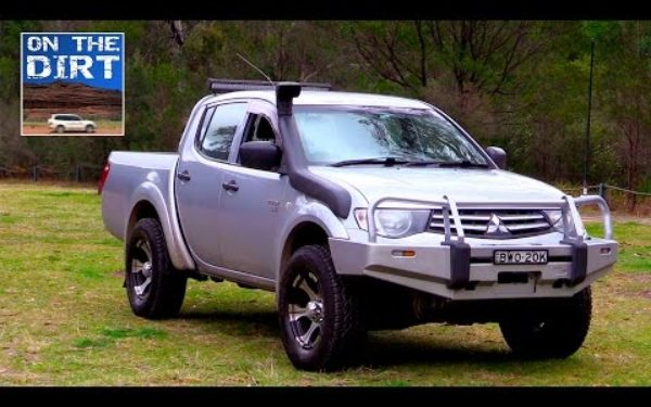 Mitsubishi Triton Review Used 4x4 4wd