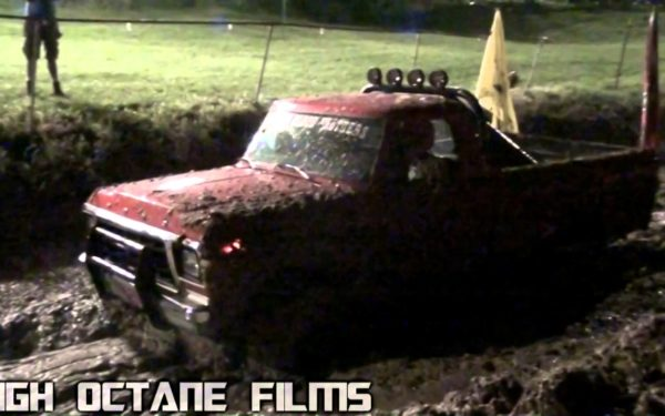 4&6 Cyl Class Spencer County Mud Bog
