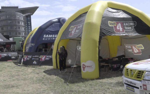Polskie Safari 2015 Rmf 4racing Team
