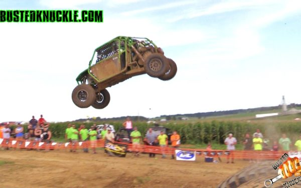 Custom Rzr Buggy Goes Huge And Crashes Hard!