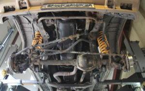 Jeep Cherokee Xj Podniesiony O 2 Cale