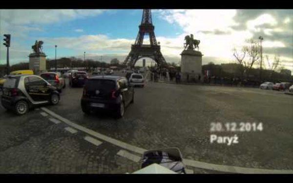Idakar. Trailer Filmu Z Solowego Przejazdu Trasy Rajdu Dakar.
