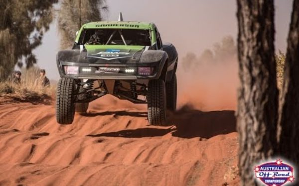 Whoops! 2015 Tatts Finke Desert Race
