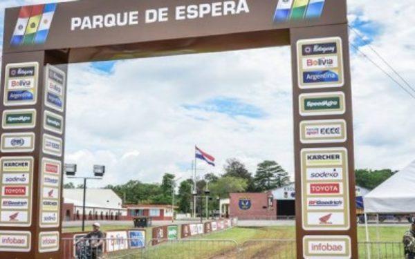 Dakar 2017 Czas Odbiorów