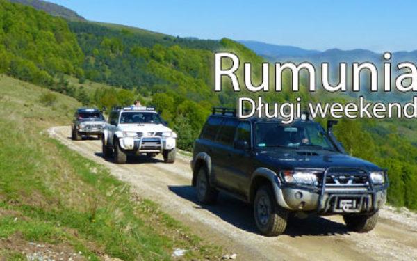 Rumuńskie Bezdroża 2017 Długi Wekend ? Hotele