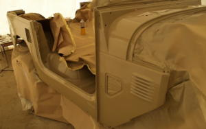 Serwis 4x4 - Rekonstrukcje pojazdów zabytkowych