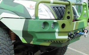Serwis 4x4 - Powłoki RAPTOR