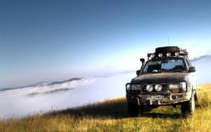 Serwis 4x4 - Przygotowanie samochodu na wyprawę