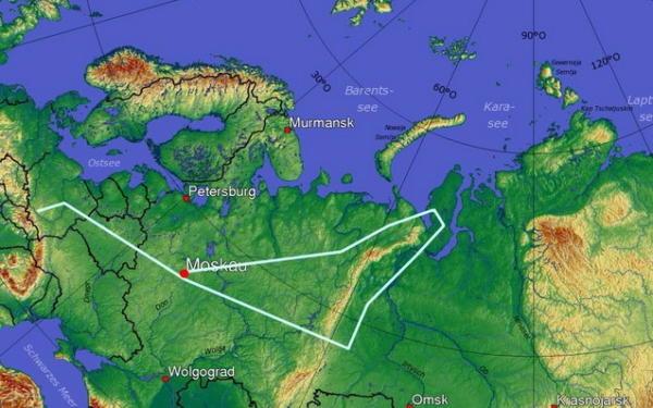 Yamal I Ural Polarne Wyzwanie 6 23 Luty 2017