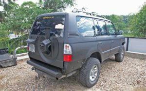 Toyota Land Cruiser 90 Raptor