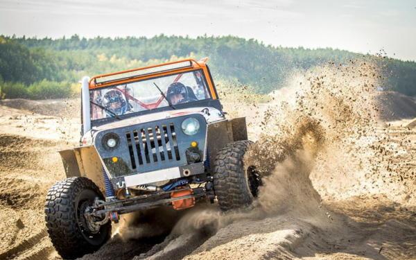 Moneywell Investment Kager Super Rally Sand Edition Bukowno Runda 7