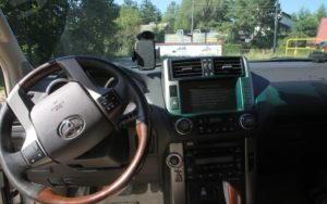 Toyota Land Cruiser J150
