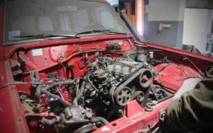 Nissan Patrol Y60 Zmartwychwstanie