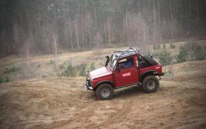 Suzuki Samurai By Expedycja.pl