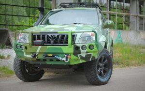 Toyota J120 Raptor