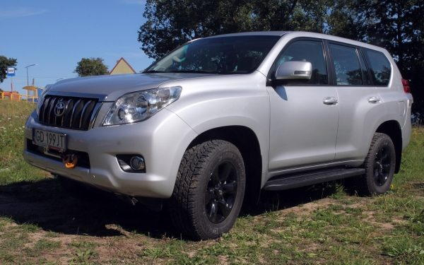 Toyota Land Cruiser J150