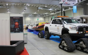 Toyota Tundra Na Targach Power Days
