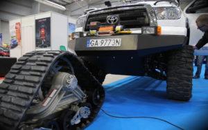 Toyota Tundra Na Targach Power Days