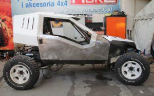 Nowy Pojazd Racing Teamu Expedycja.pl Jeszcze W Budowie