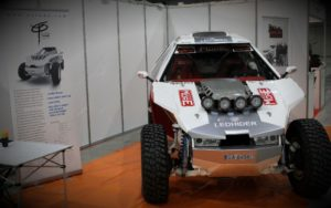 Racing Team Expedycja.pl Na Targach Offroad Show