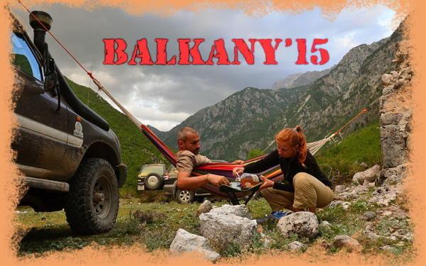 Bałkany 2015