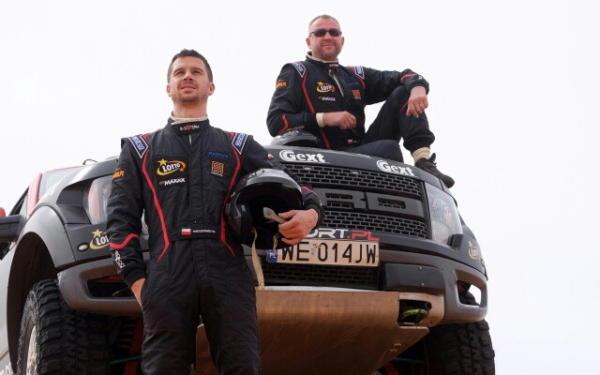 Pokiereszowany Raptor Lotto Team Na Mecie Pucharu Świata