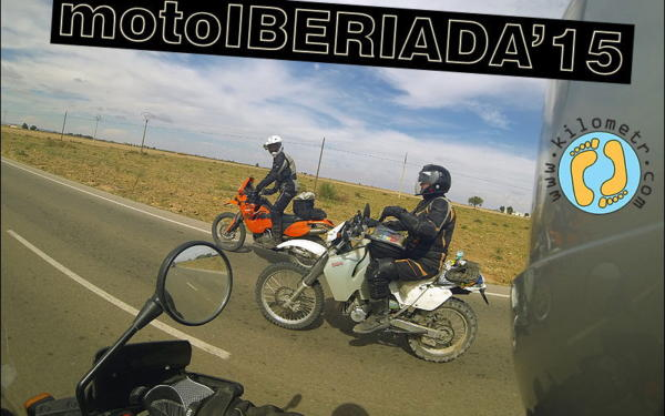 Moto Iberiada 2015