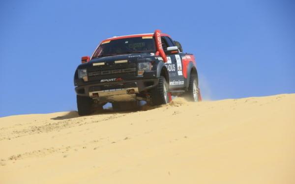 Liczne Przygody R Six Team Na Katarskiej Pustyni