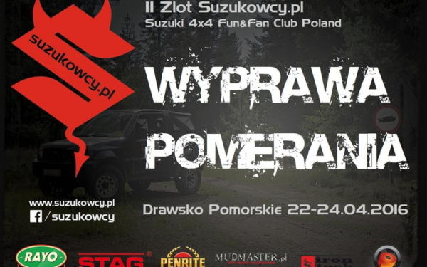 Wyprawa Pomerania Ii Zlot Suzuki 4x4