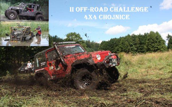 Ii Off Road Challenge 4x4 Chojnice Relacja Z Imprezy